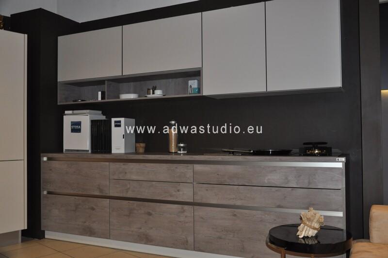A Dwa Studio − Wyprzedaż mebli z ekspozycji Stosa, Lube, Stoermer  -> Kuchnia Angielska Wyprzedaż Ekspozycji